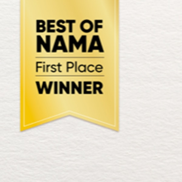 Archer Malmo named first place by Best of NAMA